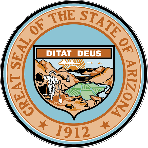 Arizona seal and