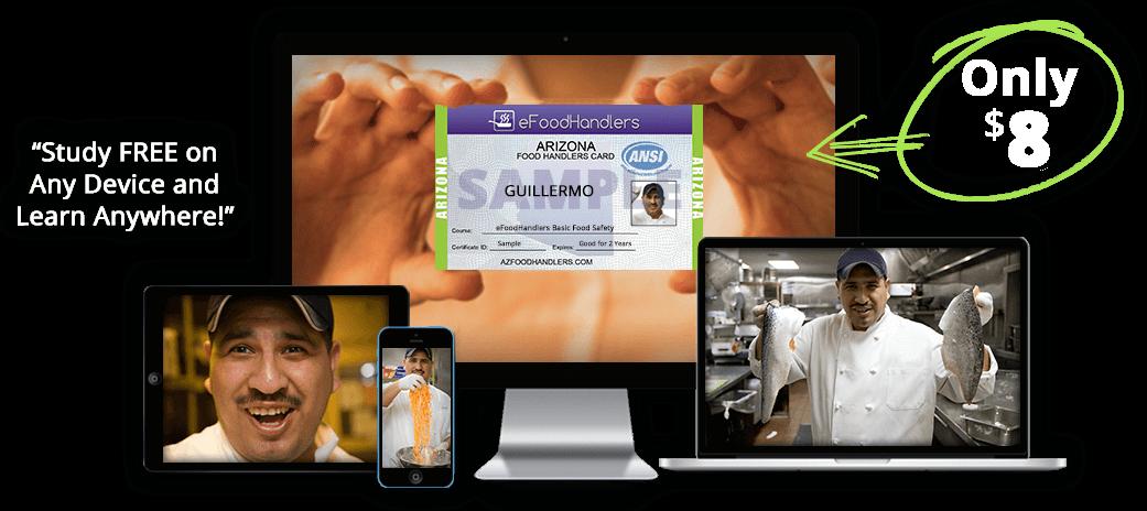 Az Maricopa Food Handlers Card 8 Online Efoodhandlers