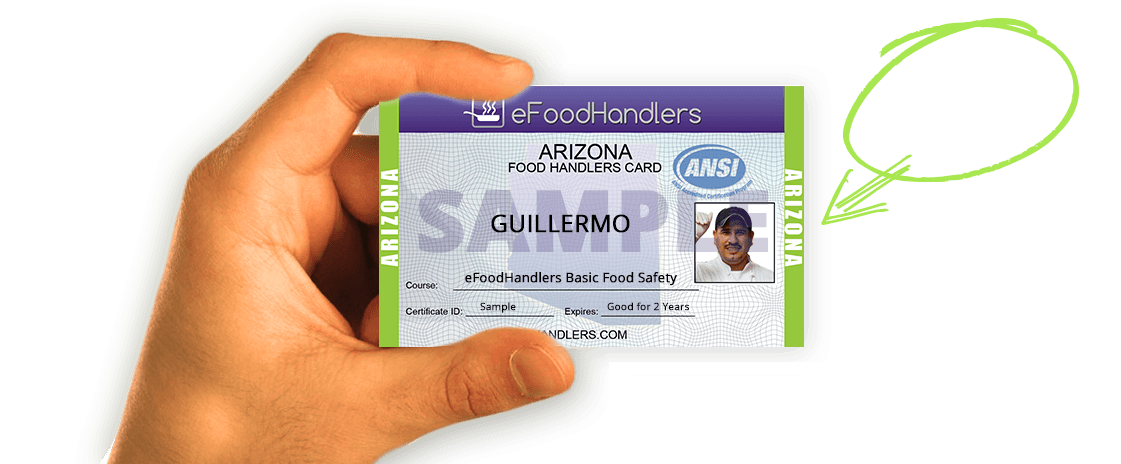 Where To Get Your Food Handlers Card In Arizona