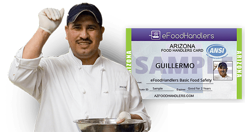 Arizona Food Handlers Card